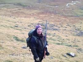 Jagtguiderne tilbyder også jagter i Europa